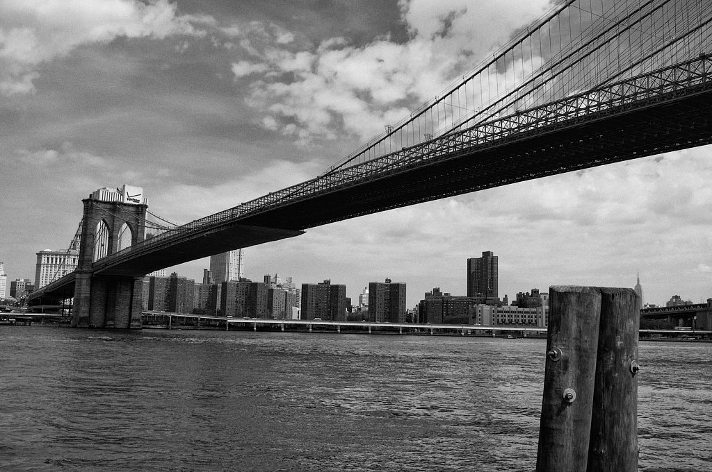 Brooklyn's bridge